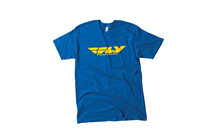 Fly Racing T-Shirt Corporate Men blau